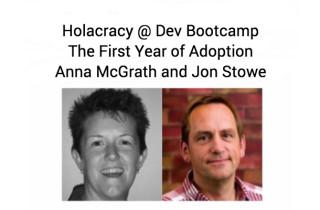 Anna McGrath Jon Stowe Dev Bootcamp Holacracy