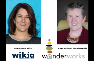 Ann Watson Wikia Anna McGrath Wonderworks Women In Tech
